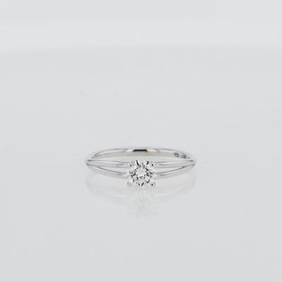 Forevermark Split-Shank Ring