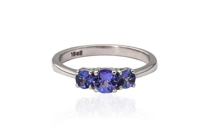 Prins & Prins |tanzanite ring