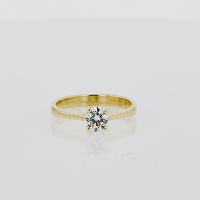 Forevermark Four Claw Ring