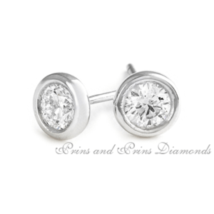 Solitaire/Stud Earrings