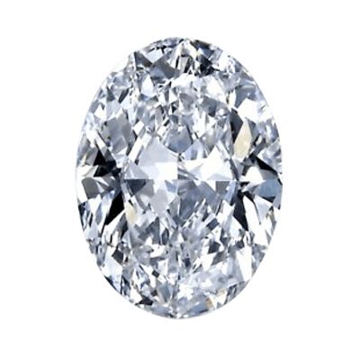 1 01 Ct I Si1 Oval Cut Diamond Prins Amp Prins