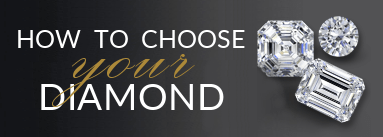 How to choose your diamond