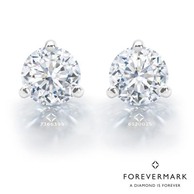 Forevermark Diamond Martini Style Stud Earrings