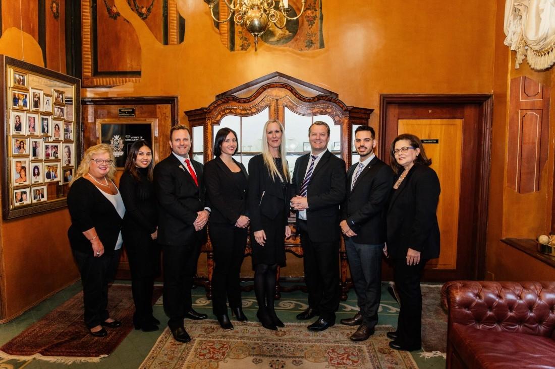 The Prins & Prins Team
