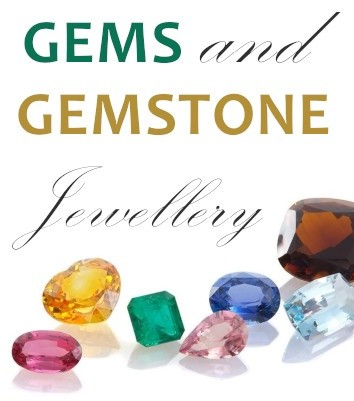 Gems & Gemstone Jewellery